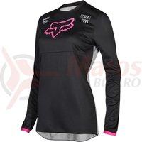 Bluza Fox WMN 180 Mata jersey blk/pnk