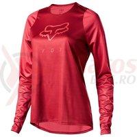 Bluza Fox Womens Defend LS jersey crdnl