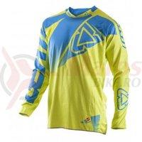 Bluza Leatt Jersey Gpx 4.5 lite lime/blue