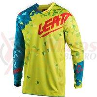 Bluza Leatt Jersey GPX 4.5 lite lime/teal