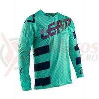 Bluza Leatt Jersey Gpx 5.5 Ultraweld M Blue/Lime