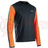 Bluza Northwave XTrail, Black/Orange