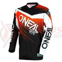 Bluza O'Neal Element Raceware negru/portocaliu