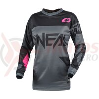 Bluza O'Neal Element Women Racewear - Gri/Roz
