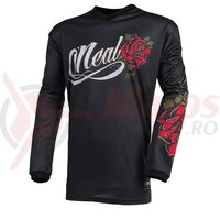 Bluza O'Neal Element Women Roses - Negru/Rosu