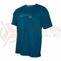 Bluza O'Neal Slickrock - Petrol/Portocaliu