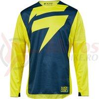 Bluza Shift 3Lack Mainline jersey ylw/nvy