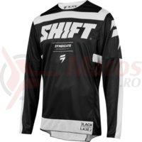 Bluza Shift 3Lack Strike jersey blk/wht
