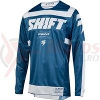 Bluza Shift 3Lack Strike jersey blu