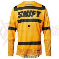Bluza Shift 3Lack Strike jersey yellow