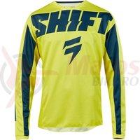 Bluza Shift Whit3 York jersey ylw/nvy