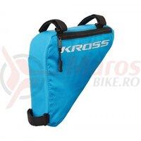Borseta cadru Kross blue