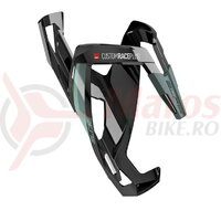 Suport bidon Elite Custom Race Plus black gloss/green