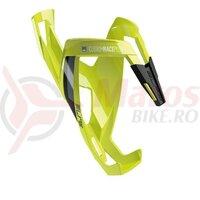 Suport bidon Elite Custom Race Plus yellow fluo/black