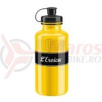 Bidon Eroica Vintage 500ml, yellow