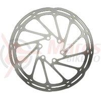 Disc frana Sram Rotor Centerline 160 mm, Rounded, 6 suruburi