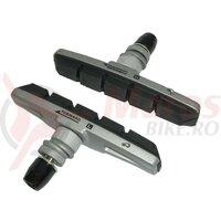 Saboti frana Shimano M70CT4 pentru V-Brake silver, pentru BR-T 670