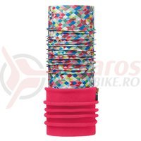 Buff Polar Junior Pierrot multi/pink fluo