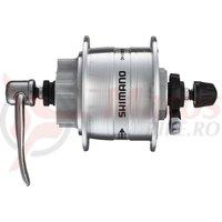 Butuc cu dinam Shimano DH-3D32-QR 32h 6v/3.0w rotor 6-suruburi