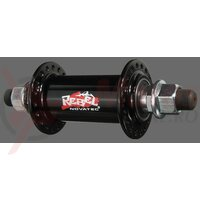 Butuc fata aluminiu - NOVATEC REBEL A075SBT-14, 48H, BMX