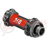 Butuc fata DT Swiss 240 MTB DB Straightp 100mm/15mm TA, 28 holes, CL