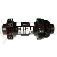 Butuc fata DT Swiss 350 MTB Straightpull DB 110mm/15mmTA Boost, Centerlock, 28H