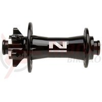 Butuc fata enduro Novatec D811SB-15 32h disc 15mm Thru Axle negru