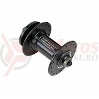 Butuc Fata NOVATEC D471SBT-B5 (QR boost) 5x110 Black 32H
