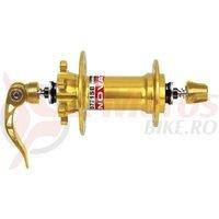 Butuc fata Novatec D771SB/A 3in1 Superlight 32h gold