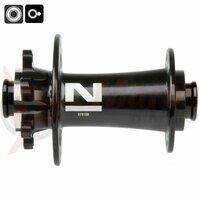 Butuc fata Novatec D791SB/A 24h 12x100 mm