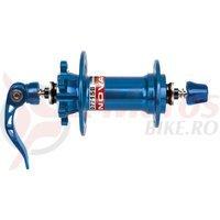 Butuc fata Novatec superlight 3-1 32h albastru C