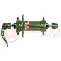 Butuc fata Novatec superlight 3-1 32h verde