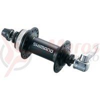 Butuc fata Shimano HB-M435 Center Lock 32h negru