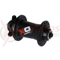 Butuc fata Sram Disc MTB X0 28H-A1 black/red, 6b,QR 15x100/20x110mm