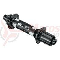 Butuc spate DT Swiss 350 MTB disc brake 197/12mm TA, CL, w/o QR 32h