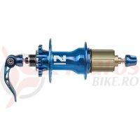 Butuc spate Novatec(4-1) D792 SB/A-AA-115 -32H Albastru