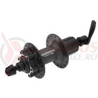 Butuc spate Shimano FH-M475L 36h 8/9v OLD 135 mm ax 146 mm QR 166mm negru