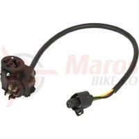 Cablu cu mufa incarcare Bosch Powerpack 310 mm