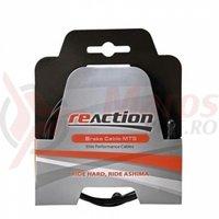 Cablu frana Ashima Reaction, RM-RBS-IN-HC-ROAD, stainless slick teflonat, 1700mm, diametru 1,5mm, AM