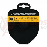 Cablu Frana Cursiera - Ø1.5*2000 mm - polished, stainless, slick - capat Shimano/Sram - Jagwire (8009803) Pro