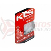 Cablu frana Kellys MTB+Road 200 cm, otel, 1 buc