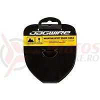 Cablu frana MTB Jagwire (8009810) Sport stainless slick, 2000mm, diametru 1,5mm, Shimano/Sram