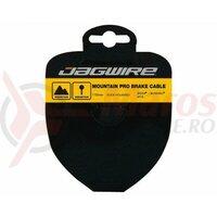 Cablu frana MTB Jagwire (94PS1700) Pro Polished stainless slick, 1700mm, diam.1,5mm, AM
