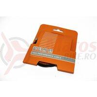 Cablu Frana Spate - 1.6*1700 - PTFE, galvanizat, slick, intins - Alligator BPT17