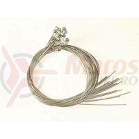 Cablu frana spate - MTB, slick, 1.5x1800, 20 buc/pachet