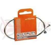 Cablu frane spate Alligator - BSTPT17UB-RD, PTFE, inoxidabil, slick, intins, 1.6x1700, rosu