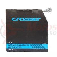 Cablu schimbator Crosser 4.4*4.4*1.2mm 2200mm - cutie 100buc
