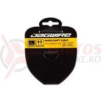 Cablu schimbator Jagwire Basic (12RG2300) galvanizat 2300mm diametru 1,2mm