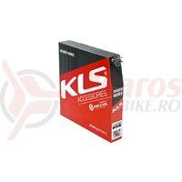 Cablu schimbator Kellys 210 cm, otel inoxidabil (1 buc.)