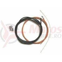 Cablu Schimbator + Camasa IXOW All Condition (Mtb/road) - Negru